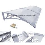 Het economische Openlucht Plastic Afbaarden van het Polycarbonaat DIY (yy1200-c)