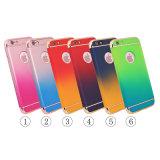 Cajas del teléfono móvil del arco iris para los accesorios del teléfono de Samsung Huawei del iPhone