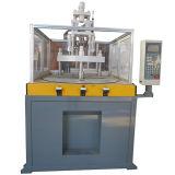 Пластичные машины инжекционного метода литья роторной таблицы штуцеров PVC PE