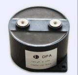 DPA van de macht drogen de Condensator van het Plastic Geval van het Type met de Link van gelijkstroom