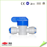 Válvula de bola de alta calidad para 3,2 g de agua de presión Storadge Tanque