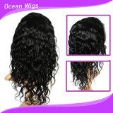 Парик шнурка объемной волны волос новой девственницы высокого качества поставщика малайзийский (BWW-69d)
