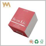 Pappluxus-Geschenk-Kasten mit Gilter UVfertigstellungs-Papierkasten für Duftstoff