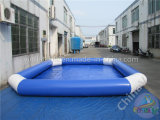 Comercial piscina inflable / piscina inflable