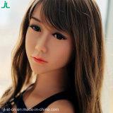 158cm feste volle Karosserien-Geschlechts-Puppen mit Silikon-Erwachsen-Produkten