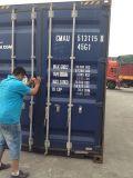 상해에서 Manzanillo 멕시코에 안전한 중량이 초과된 화물 출하