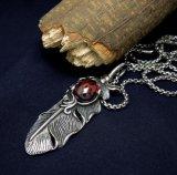 Het Roestvrij staal van de Tegenhanger van de Halsband van de Veer van de Juwelen van de manier 316L