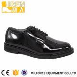 Mikrofaser-Schwarz-Uniform-Schuhe