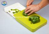 Доска инструмента кухни Dehuan легкая прерывая с ящиком