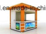 Facendo pubblicità alla cabina di acquisto per il disegno personalizzato visualizzazione esterna