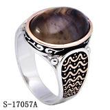 Fabbrica Hotsale dei monili dell'anello dell'argento del nuovo modello
