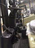 [أون] 3.0 طن [3000كغ] أربعة عجلة [إلكتريك بوور] ثلاثيّة سارية رافعة شوكيّة