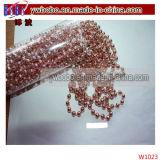 Bobina bianca delle perle che Wedding la decorazione domestica della decorazione (W1005)