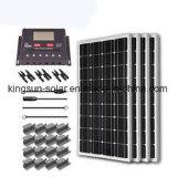 安い25W小型モノラル太陽電池パネルまたは光起電モジュールまたはモノクリスタルケイ素の太陽電池パネル