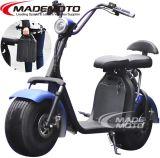 1500W Harley Citycoco Scooterelectricの二重シートの移動性のスクーター