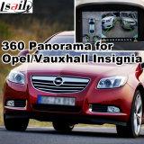 GMのマルチメディア・システムLvds RGBのシグナル入力鋳造物スクリーンとのOpelの記章Zarira Astra Antara等のための背面図及び360パノラマインターフェイス