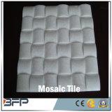 浴室の壁、床タイルのための自然なTravertine/大理石の石造りのモザイク