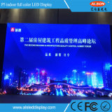 Kreativer P5 farbenreicher LED Innenbildschirm für örtlich festgelegte Installation