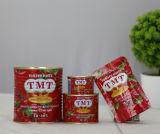 小さい錫のトマトのり、中国2016の新しい穀物からのトマトソース