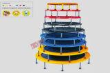 Mini Trampoline colorido interno/ao ar livre barato/Trampolin para a venda (32inch, 36inch, 38inch, 40inch, 45inch, 48inch, 50inch, 54inch, 60inch)