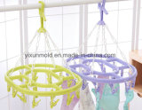 Customized Colorful Hanging Clothes Clip plastique à vent