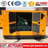100kw stille Diesel die Generator, door Cummins de Generator van de Motor wordt aangedreven 125kVA