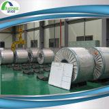 I materiali da costruzione della lamina di metallo di PPGI hanno galvanizzato la bobina d'acciaio