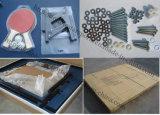 Conjunto de tênis de mesa com rede retrátil para mesa de ping-pong