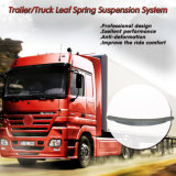 Blad van de Lente van de Ring van de Vervangstukken van de Vrachtwagen van Scania het Bimetaal voor Daf