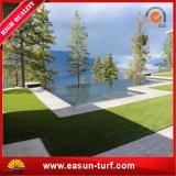 Het modellerende Synthetische Gras van het Gras en het Kunstmatige Gazon van Installaties