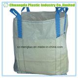 Grand sac en bloc à couvercle serti de FIBC pour les marchandises en bloc de Packig