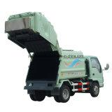De Vrachtwagen van het vuilnis voor het Verzamelen van het Huisvuil