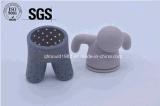 Plastiktee-Set-Silikon-Tee Infuser, Tee-Filter