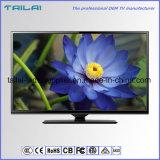 """Bride de mur mince de Dled TV 3840X2160 d'encadrement étroit d'UHD 4k d'OEM 40 """""""