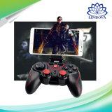 PS3および人間の特徴をもつスマートな電話のためのBluetoothの電話Gamepadのジョイスティックのコントローラ