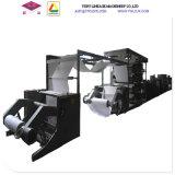 Chaîne de production complètement automatique de livre d'exercice d'agrafe de fil avec 2 la machine des bobines Ld1020p