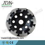 Jdk 100-180mm 다이아몬드 구체적인 가는 컵 바퀴 공구