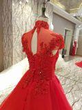 Neue Verbindungs-Hochzeits-Kleider der Ankunfts-2017 rote