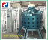 Hidro gerador de potência horizontal da turbina