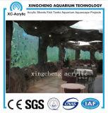 Precio transparente del proyecto del restaurante del acuario