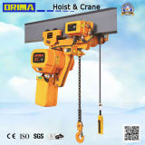 grua Chain elétrica de Brima da alta qualidade 3ton com trole elétrico