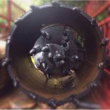 Червячное сверло буровой установки добычи угля роторное
