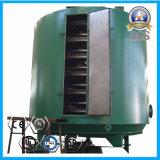 Secador rotatorio de la placa para el furfural de sequía