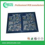 72 horas de volta rápida placa de circuito impresso do PWB de Maultilayer de 6 camadas
