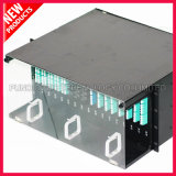Conjunto de Fibra Óptica do Painel de Patch 4U Rack Mount