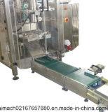 Máquina de empacotamento vertical automática de Dh-Ql-520L com peso do feedback