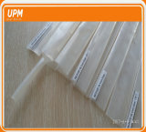 PVDF löschen dünne Wand-durch Hitze schrumpfbare Hülse des Schwarz-175 C