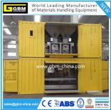 Máquina de pesagem e ensacamento de 50kg Máquina de ensilamento de porto