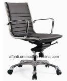 Moderner Schwenker-Leder-Büro-Arm-Stuhl (RFT-B06)