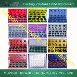 Kundenspezifisches Silikon-Gummi-geformtes spezielles Selbstteil